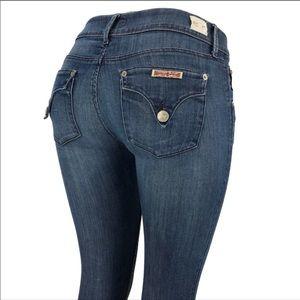 "HUDSON ""Collin Flap/Skinny"" Jeans! Size 27."